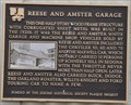 Image for Reese and Amster Garage
