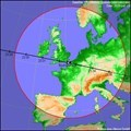 Image for ISS Sighting: Boulogne-sur-mer, France - Prien am Chiemsee, Germany - Site 1
