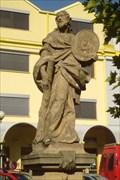 Image for Socha sv. Tadeáše - Šlapanice, Czech Republic