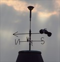 Image for Old Time Motorcycle Weathervane - LaSalle, Ontario