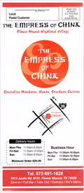 Image for Empress of China - Flower Mound, TX