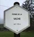 Image for Ferme de la vache, Boninne - Belgique .176m