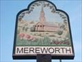 Image for Village Sign - Mereworth - Kent - UK