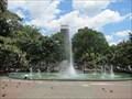 Image for Parque Bolivar Fountain - Medellin, Colombia