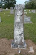 Image for R.E. Lyons - Condon Grove Cemetery - Milburn, OK
