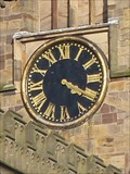 "Image for FIRST - ""all-electric Cope clock ever made"" - Nottingham, Nottinghamshire, England, UK."