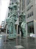 Image for Looking Toward the Avenue  -  New York City, NY