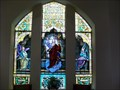 Image for Stained Glass Windows, Evangelical Lutheran Church, Cokato, MN