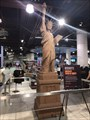 Image for Chocolate Statue of Liberty - Las Vegas, NV