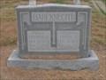 Image for 101 - Frederick Barfknecht - Round Grove Cemetery - Lewisville, TX