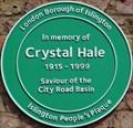 Image for Crystal Hale - Regent's Canal, London, UK