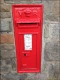 Image for Wall Mounted Box, Rhymney Railway Station, Rhymney, Wales. UK