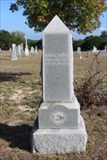 Image for John C. Parris - Rock Church Cemetery - Tolar, TX