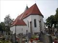 Image for Hrbitov u kostela sv. Jana Krtitele - Velký Bor, okres Klatovy, CZ