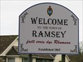 Image for Welcome to the Town of Ramsey 'failt erriu dys Rhumsaa' - Ramsey,Isle of