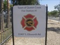 Image for Town of Queen Creek - Fire Station #1