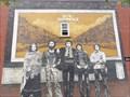 Image for La murale  Beau Dommage  - Montréal, Québec