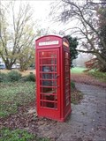 Image for Red Telephone Box - Dronfieldpark Sindelfingen, Germany, BW