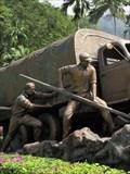 Image for Penang Chinese Relief Memorial  - Air Itam War Memorial Park - Penang, Malaysia.