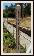Image for Peace Pole — North Bend, BC