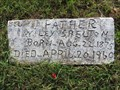 Image for Wiley Shelton - Lott Cemetery - Goliad, TX