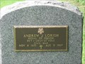Image for Andrew J. Lorish-Forest Hill Cemetery, Attica, NY.
