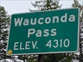 Image for Wauconda Pass - Wauconda, WA - 4310'