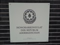 Image for Consulat Aserbaidschan - Stuttgart, Germany, BW