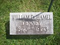 Image for William D. Denney - Christ Church Cemetery - Dover, Delaware