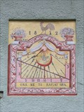 Image for Zarbula 1872 Sundial: Borgata 12, Sestriere, Italy