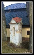 Image for Wayside Shrine - Cestín, Czech Republic