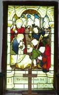 Image for East Window, Matterdale Church, Matterdale, Cumbria, UK