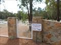 Image for Mundaring Cemetery,  Western Australia