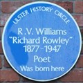 Image for R V Williams - Dublin Road, Belfast, UK