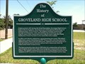 Image for The History of Groveland High School