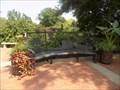 Image for Garden scene seating - Cann Gardens - Ponca City, OK