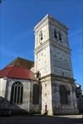 Image for Le Clocher de l'Église Saint-Pierre-Saint-Paul - Cravant, France