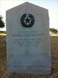 Image for Site of the Home of General Sam Houston