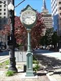 Image for Salt Lake City Town Clock - Salt Lake City, Utah