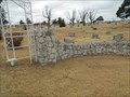 Image for Elmwood Cemetery Wall - Woodward, OK