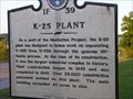 Image for K-25 Plant ~ Oak Ridge, Tennessee