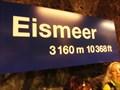 Image for Elevation Sign - Eismeer - Switzerland.3160m
