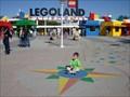 Image for Legoland Compas Rose - Carlsbad, Ca.