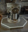 Image for New Font, St Michael & All Angels, Ledbury, Herefordshire, England