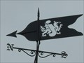 Image for Dragon Weathervane - Caerphilly, Rhymney Valley, Wales.