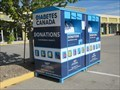 Image for Diabetes Canada Donation Box - Oliver, British Columbia