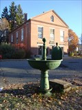 Image for Cast Iron Horse Trough & Upping Stone - Montague, MA