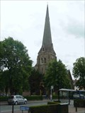 Image for Bell Tower, St Stephen's, Redditch, Worcestershire, England