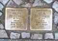 Image for Stolpersteine: Martin und Sonja Fleischmann, Berlin, Germany