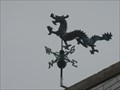 Image for Spirit Lake Dragon Weathervane, Spirit Lake, IA
